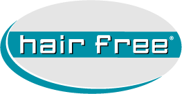 Logo des hairfree Institut in Erlangen